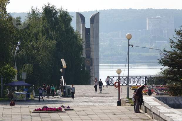 В Ижевске запустили торги на благоустройство спуска к монументу «Дружбы народов»