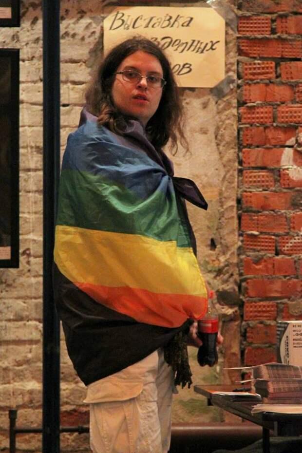 Либералы озабочены пропажей (якобы на территории ДНР) известного в их кругах транссексуала