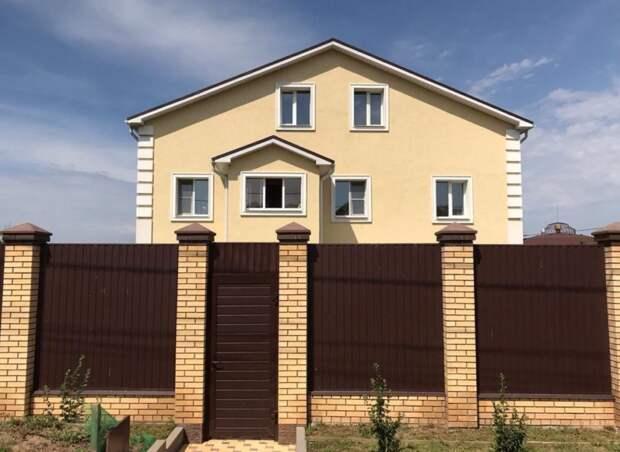 Почем в Чебоксарах продают 3-этажный особняк в мкр «Волжский-3»