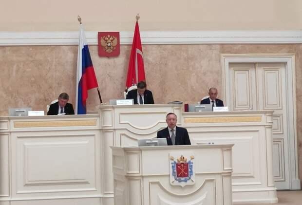 Беглов оценил реализацию проектов для поддержки культуры Петербурга в период пандемии