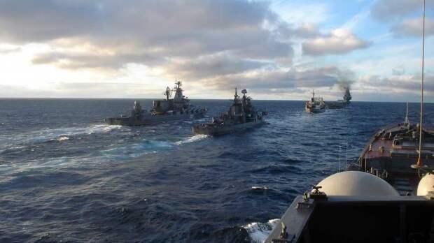 Учения ВМФ России пройдут у берегов Сахалина