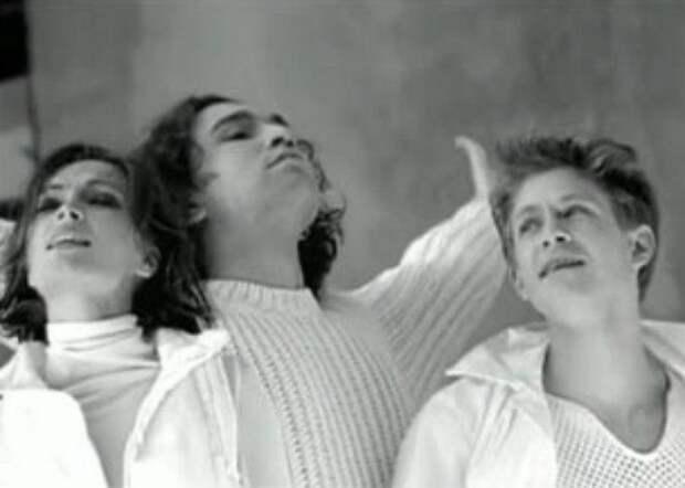 Фото для ностальгии: какими были «Лицей», «Блестящие», «Стрелки» и другие поп-группы в самом начале карьеры
