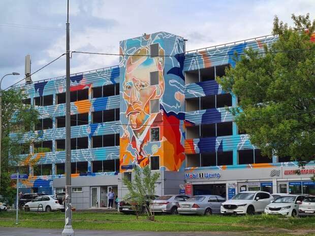 """Опрос """"ВО"""": Граффити на домах поднимают настроение"""