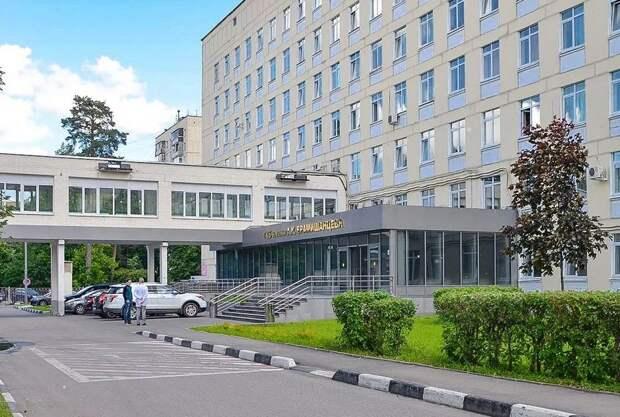 Работы проходили на первом, третьем и седьмом этажах здания/ mos.ru