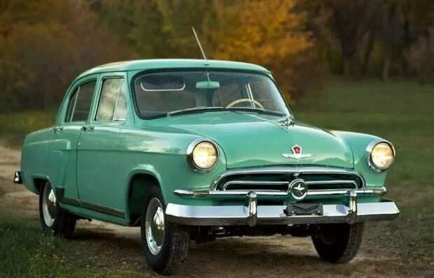 ГАЗ-21, Москвич-412: что означали разные цифры и индексы советских автомобилей