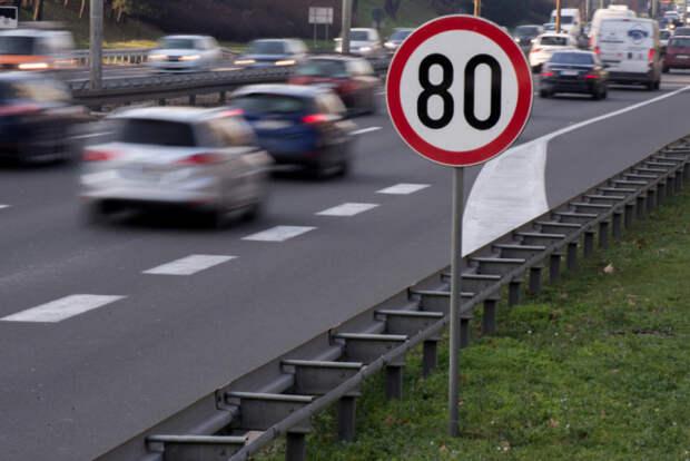 Глава МВД объяснил свою позицию относительно снижения порога превышения скорости с 20 до 10 км/ч