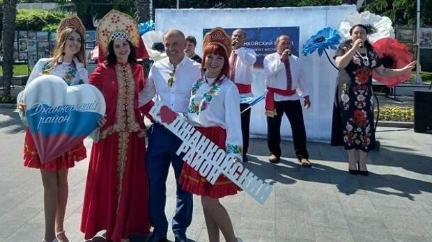 Джанкойский район принял участие в XIV Международном фестивале «Великое русское слово»