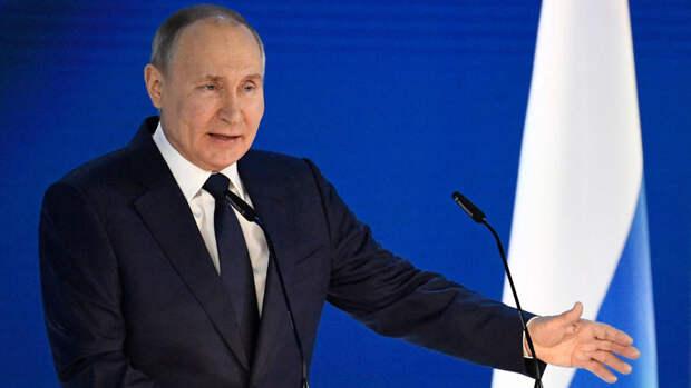 Путин объявил дни с1 по11мая выходными