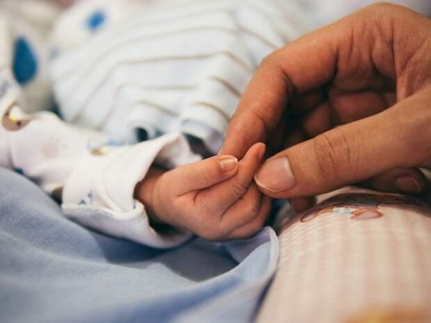 Более 7 тыс детей родилось в Удмуртии за полгода
