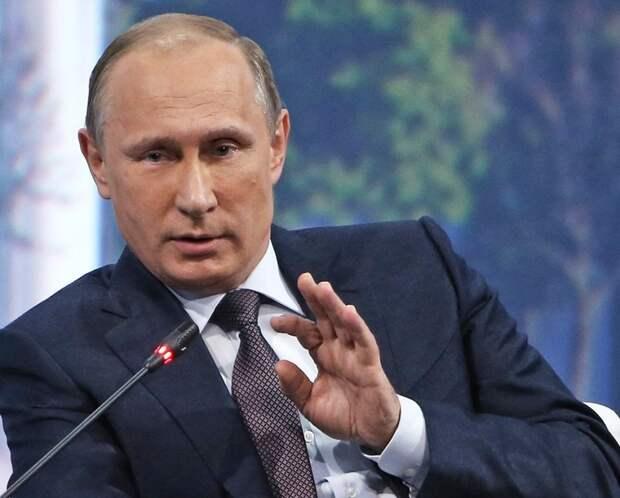 «Это не банановая страна»: Путин признал невозможность вмешательства РФ в выборы США