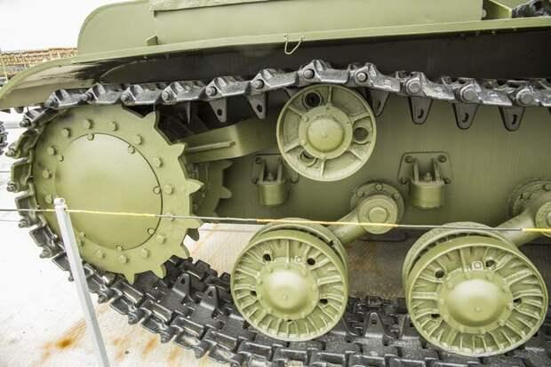 Рассказы об оружии. КВ - первый тяжёлый советский танк рассказы об оружии, страницы  истории, тяжёлый танк КВ