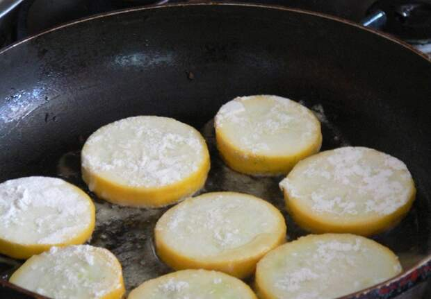 блюдо из кабачков быстро и вкусно