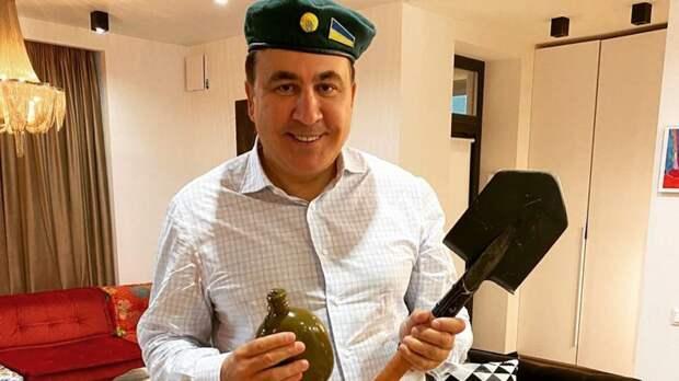Саакашвили заявил, что надеется, что Ростовская область войдет всостав Украины
