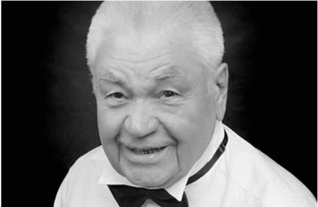Умер актер из «Будней уголовного розыска» Борис Мирус