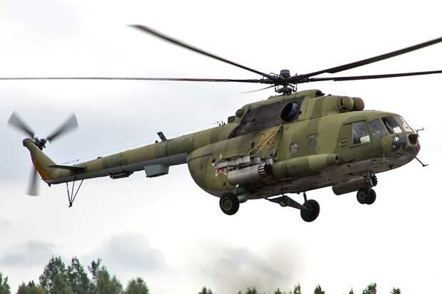Украинский генерал высмеял призывы сбивать российские вертолёты