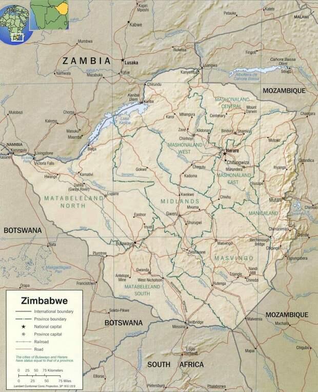 Большой Зимбабве