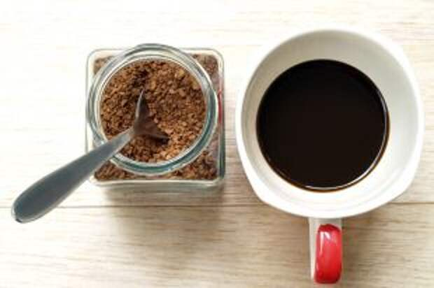 Растворимый кофе. Как делают бодрящий напиток и сколько его лучше пить