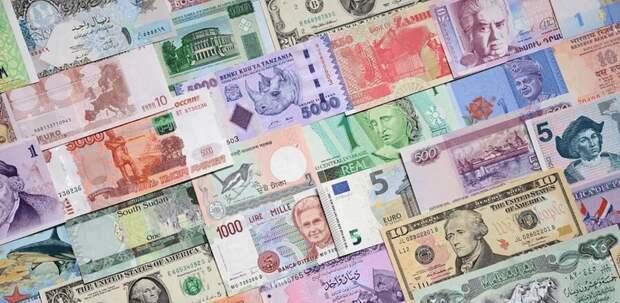 Официальные рыночные курсы инвалют на 16 апреля установил Нацбанк Казахстана