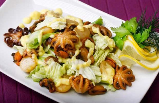 Пост по-гречески: самые вкусные блюда