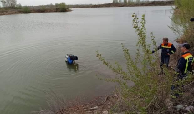 После прыжка с«тарзанки» наозере Малахово утонул молодой парень
