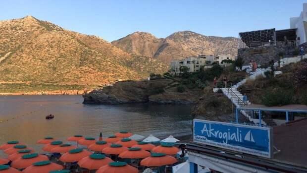 Власти Греции открыли въезд для иностранных туристов с 14 мая