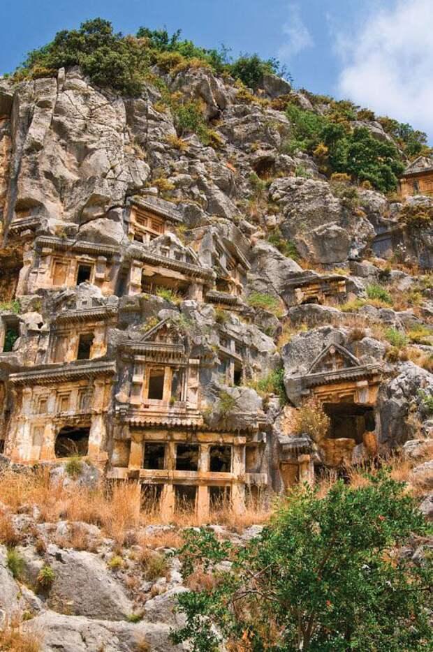 19 мест, с мрачным очарованием тайны, откуда ушла цивилизация
