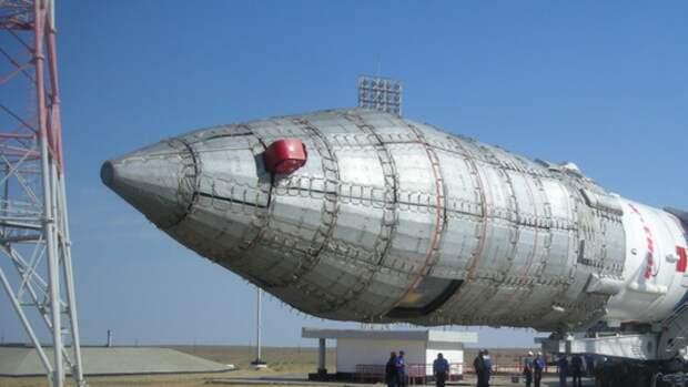 Инновационные разработки позволили снизить вес ракеты «Протон-М»