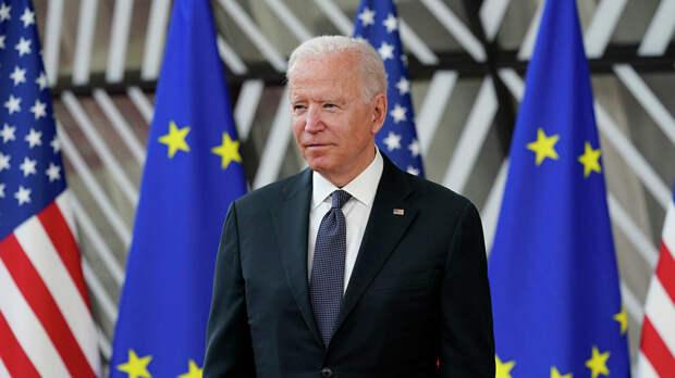 Сможет ли Байден поддержать диалог с Путиным? Американский лидер запутался на саммите ЕС-США