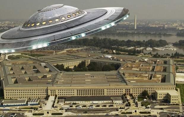 Американский закон обязывает спецслужбы раскрыть всю правду об НЛО