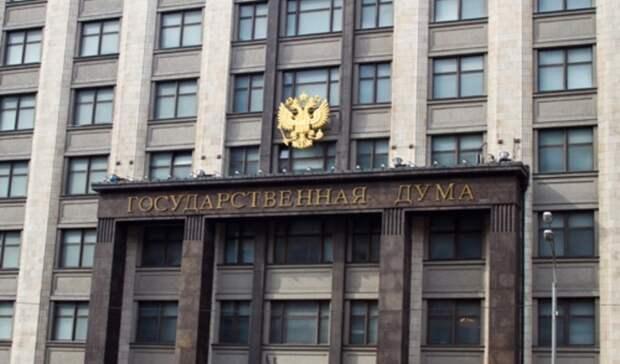 ВГосдуме оценили решение овыходе изДОН
