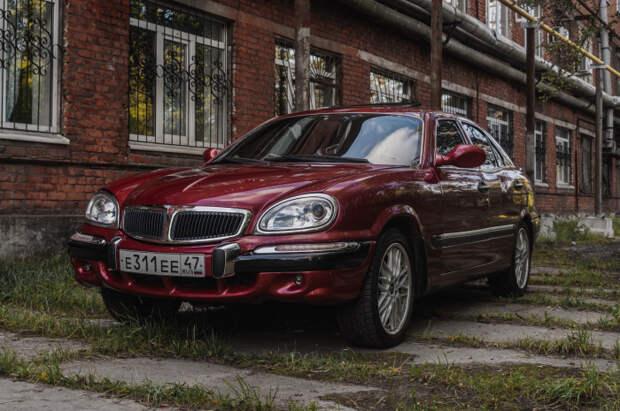 Выглядит как иномарка. /Фото: drive2.ru.
