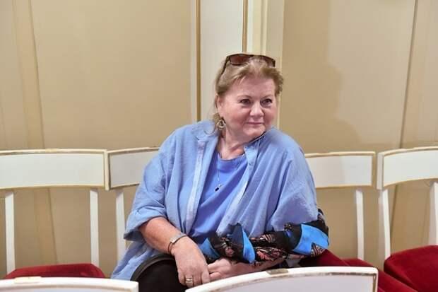 В тяжелом состоянии госпитализирована Ирина Муравьева - подтверждены коронавирус и пневмония