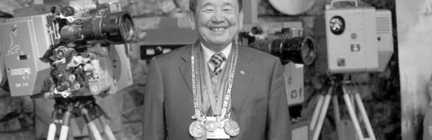 Ушел из жизни олимпийский чемпион Жаксылык Ушкемпиров