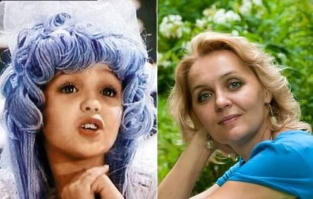 """Герои фильма """"Приключения Буратино"""" 43 года спустя"""