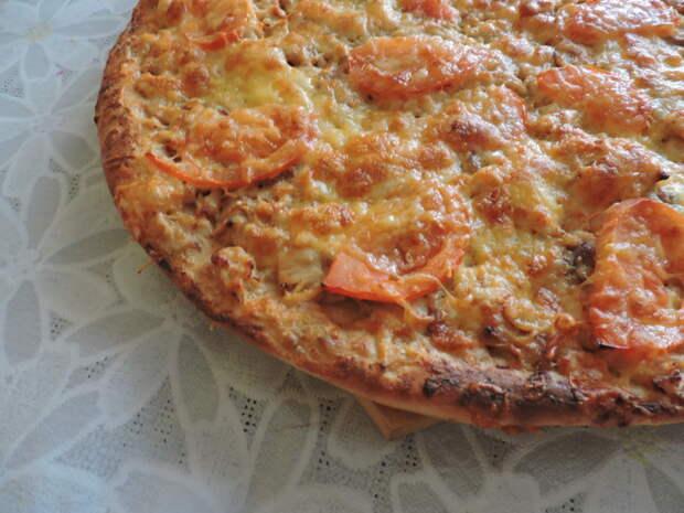 Пицца жульен еда, пицца домашняя, своими руками, сделай сам