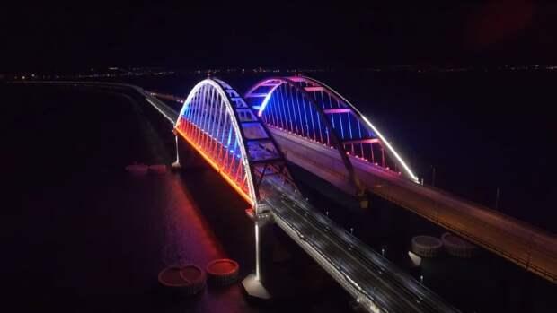 Крымский мост принял более 14 миллионов автомобилей и автобусов за три года