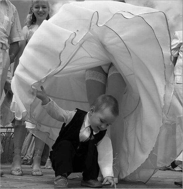 """""""А невеста то с сюрпризом"""""""