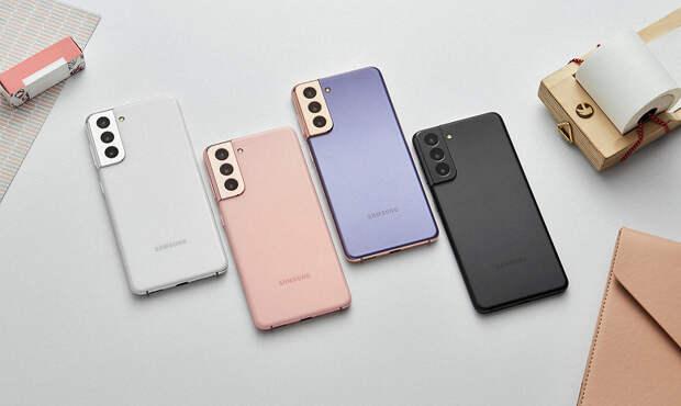 Смартфоны Samsung Galaxy S22 получат уменьшенные экраны, и только у Galaxy S22 Ultra будет дисплей LTPO