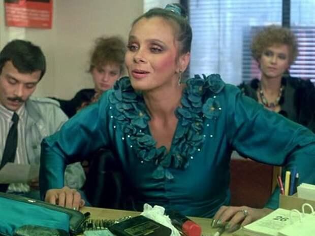 Роль Зины, сыгранная Любовью Полищук, считается самой лучшей из работ актрисы. | Фото: etsphoto.ru/.
