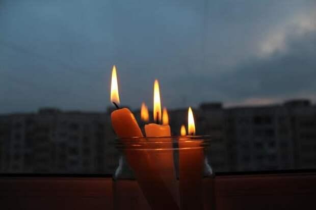 В Хабаровске десятки жилых домов временно остались без электричества