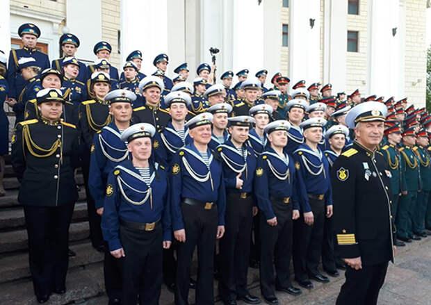 Ансамбль песни и пляски Северного флота принимает участие во всеармейском смотре-конкурсе