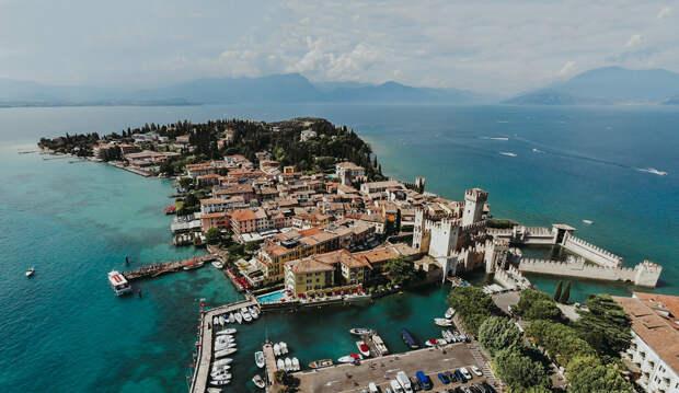 Озера Северной Италии. Гарда — самое «красивое море» страны (1 часть)