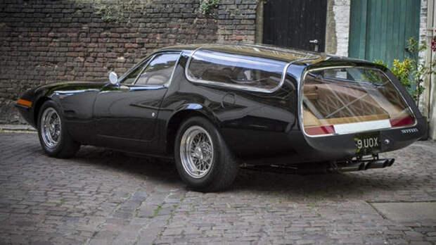 Уникальный «сарай» Ferrari продаст себя за миллион долларов