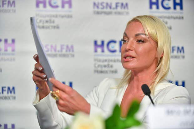 Волочкова доказала, что до сих пор работает в Большом театре