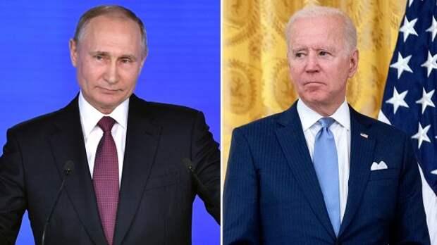 Песков рассказал, зачем Путин встретится сБайденом