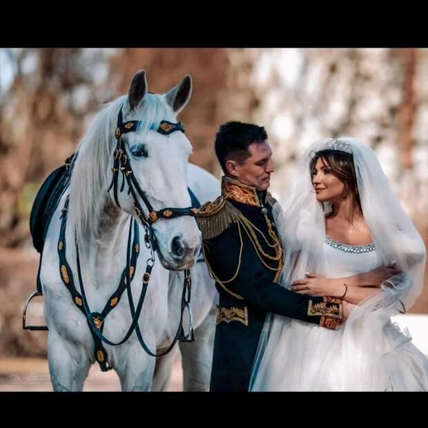 Анастасия Макеева предлагает «уважающим себя изданиям» купить фото и видео с её свадьбы