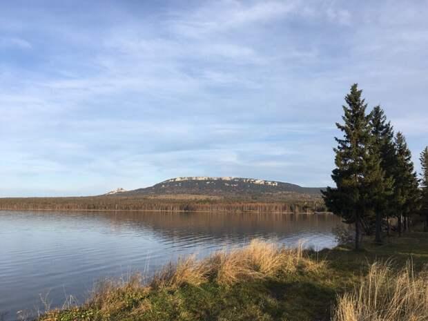 Самое высокогорное озеро Урала