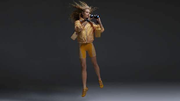 Психоделические принты 1970-х и новый логотип: как выглядит коллаборация Fendi и художницы Сары Коулман