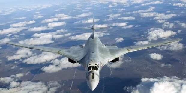 На Западе поразились российским бомбардировщиком Ту-160