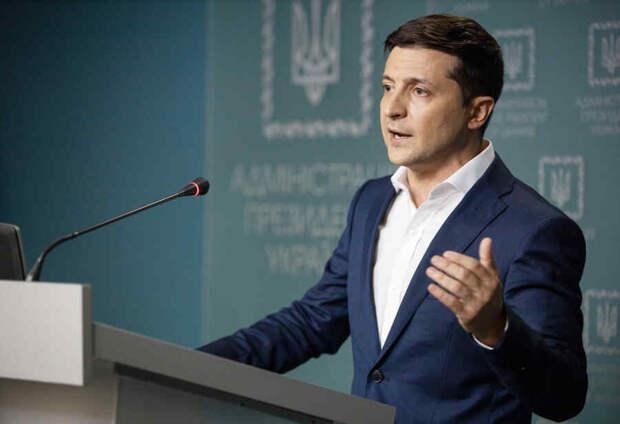 Зеленский заявил, что в любом случае против запуска «Северного потока-2»